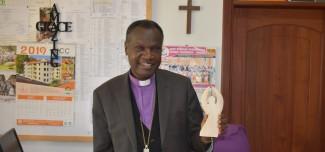 Bischof Elias Kitoi Nasari
